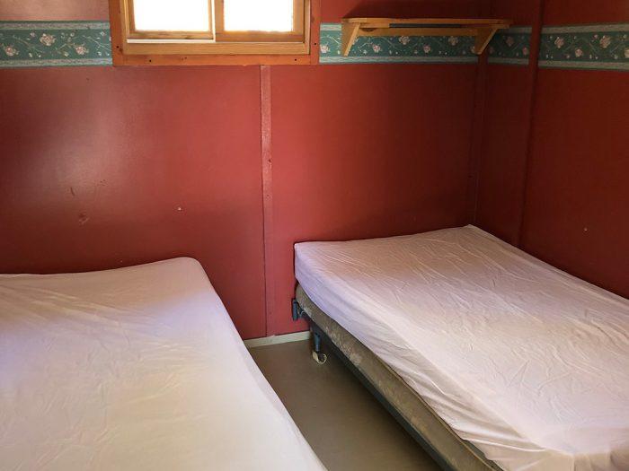 Cabin 4 Bedroom 2