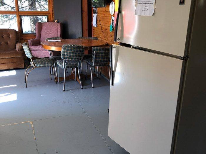 Cabin 4 Kitchen