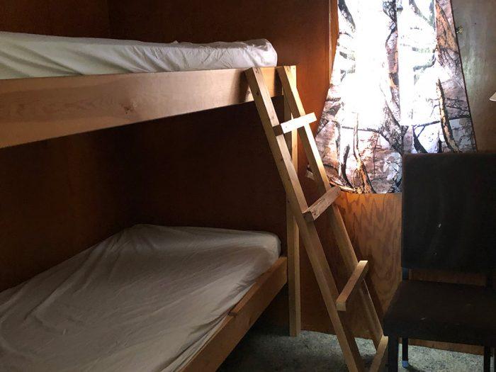 Cabin 7 Bunk Beds