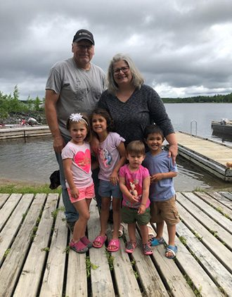 Denis Kimby And Grandchildren Aspect Ratio 330 422