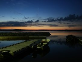 Pakwash Lake Sunset 2