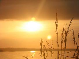 Pakwash Lake Sunset 5
