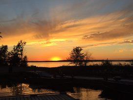 Pakwash Lake Sunsets
