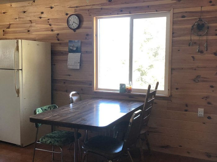 Cabin 2 Dining Table