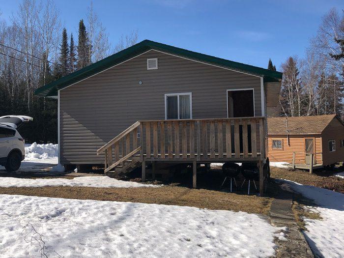 Cabin 2 Exterior 2