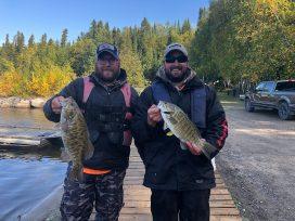 Pakwash Lake Camp Fishing Tournament 1