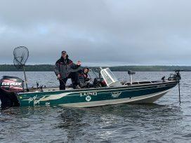 Pakwash Lake Camp Fishing Tournament 3